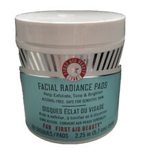 New First Aid Beauty Facial Radiance Pads