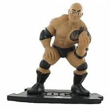 WWE Wrestling The Rock Comansi Mini Figure -  6.5cm