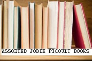 JODIE PICOULT PAPER BACK NOVELS ASSORTED TITLES, 7 TITLES TO CHOOSE FROM