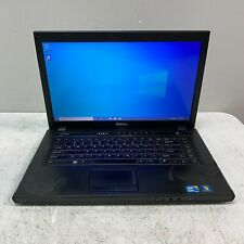 "Dell Vostro 3500 15.6"" Core i3 2.40GHz 4GB 320GB Webcam Wireless Win 10 Laptop"