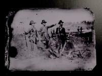 Limited Edition QP Civil War Wisconsin Iron Brigade Tintype C2289RP Art Series