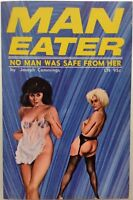 Man Eater by Commings, All Star Book AS 56 (1965) Vintage PB Sleaze