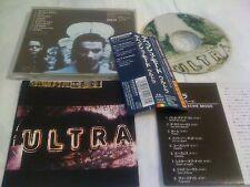 Depeche Mode / ULTRA / JAPAN LTD CD OBI