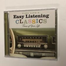 TIME LIFE'S EASY LISTENING CLASSICS: TIMES OF YOUR LIFE (2 DISC SET)
