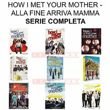 HOW I MET YOUR MOTHER-ALLA FINE ARRIVA MAMMA-STAGIONI DA 1 A 9(STAGIONE FINALE)