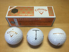 New - 3x Bolas Golf - CALLAWAY Golf - Hyper E·R·C - 3x Golf Ball - Nuevas