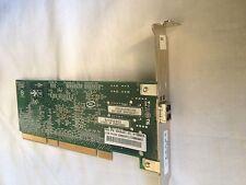 IBM 03N6441 EME12107 2Gbps 1-Port PCI-X LC Fibre Channel Adapter FTRj8519U1GNL