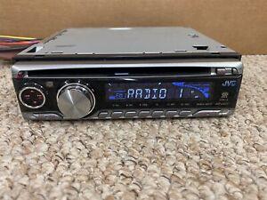 Jvc Aftermarket Car Radio Stereo Head Unit Cd MP3 Player Model Kd-G421