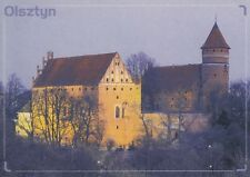Alte Postkarte - Olsztyn