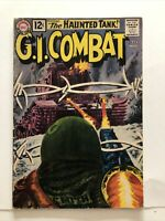 G.I. COMBAT #92 Silver Age featuring The Haunted Tank! Dc Comics 1962