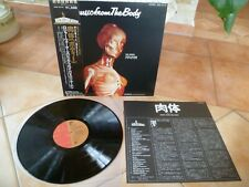 """Roger Waters""""Music From The Body""""audiophile Japan-LP+OBI Inserts-MINT-Pink Floyd"""