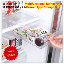 New Drawer Type Refrigerator Storage Box, Plastic Food Storage Containers
