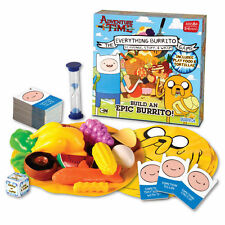 Cartoon Network Adventure Time The Everything Burrito Game NEW IN BOX!