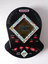 New ListingMonopoly Jackpot Electronic Handheld Game Hasbro Slots Casino Tested Works 1999