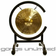 """7"""" to 8"""" Gongs on the High C Gong Stand"""