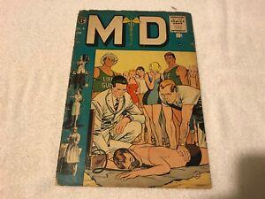 MD 4 Entertaining Comic EC  1955  comic book