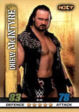 10th Edition WWE Slam Attax 195 Nr Drew McIntyre NXT