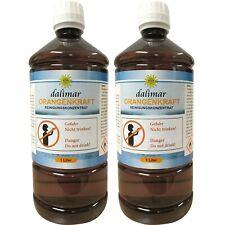 Dalimar Orangenkraft HT Orangenreiniger-Konzentrat mit Orangenöl 2 x 1 L