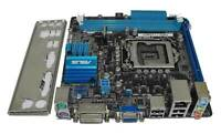 NEW ASUS P8H61-I LX/RM/SI - LGA1155 - DDR3 - ITX Motherboard H6O1 2nd 3rd C P9M3