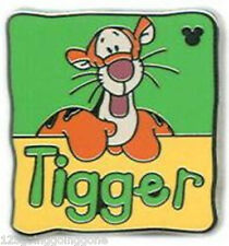 Tigger Winnie the Pooh Collection 2012 Hidden Mickey Disney Pin 88607