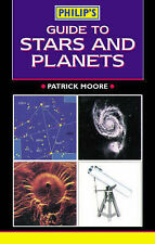 Philip's Guide to Stars and Planets, Sir Patrick Moore, Used; Very Good Book