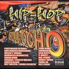 NEW Hip-Hop en la Calle Ocho [PA] by Various Artists (CD, Apr-2003, Universal)