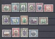 North Borneo 1945 320/34 Usato Cat £ 130