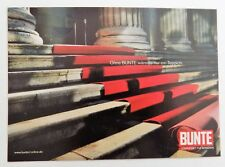 1 New Lufthansa Miles & More and Bunte Partnership Postcard.