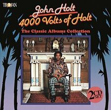 John Holt - 4000 Volts of Holt The Classic Albums Collection 2 CD