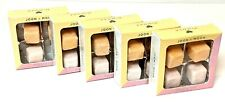 Joon x Moon Cleansing & Exfoliating Sugar Cubes Lot Of 5 Boxes Mimosa & Rose