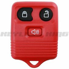 New Red Replacement Keyless Entry Remote Car Truck Key Fob Clicker Control