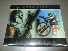 Star Wars Vivid Vision 3D 8X10 Boba Fett Sealed