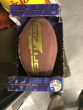Espn Zone Football In Box Colorful Ball