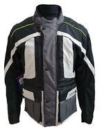 Nuova giacca moto GIUDICI mod.MAGMA triplo strato 4 stagioni protezioni BETAC