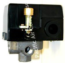 034 0094 Makita Pressure Switch 95 Psi On 125 Psi Off Four Port Unloader Valve