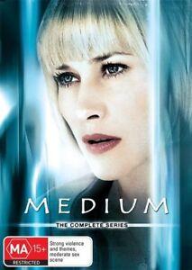 Medium : Season 1-7 DVD - Patricia Arquette - New & Sealed