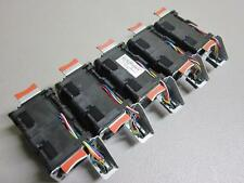Lot of 5 IBM X3550 M2 M3 Cooling Fan Nidec R40W12BS2CA-57A05 43V6928 43V6929