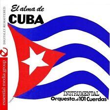 Orquesta De 101 Cuerdas - El Alma de Cuba [New CD] Manufactured On Demand