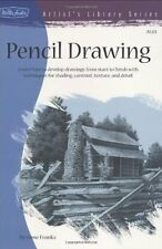 Pencil Drawing (Artists Library series #03) by Gene Franks