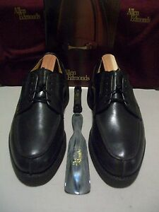 New 1st Quality Allen Edmonds Stockbridge 5 D black