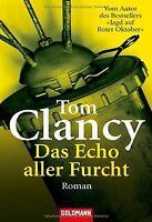 Das Echo aller Furcht: Roman von Clancy, Tom | Buch | Zustand gut