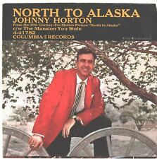 JOHNNY HORTON--PICTURE SLEEVE ONLY--(NORTH TO ALASKA)---PS---PIC---SLV