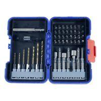 Drill & Bit Set 55 Pcs. EVERISE CF4258  FREE SHIPPING
