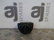 SAAB 9-3 VECTOR 2006 HEADLIGHT SWITCH 12786135