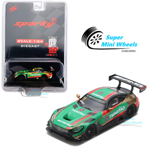 Sparky 1:64 Mercedes-AMG GT3 #77 Mercedes-AMG Team Craft-Bamboo Racing 2019