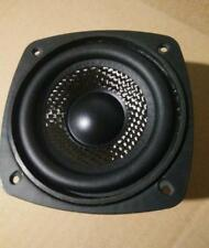 "2pcs 3""inch 8Ω 8ohms 15W neodymium mid-woofer carbon fiber basin bass speaker"