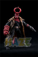 Hellboy Action Figure Statue Moveble Model Toy Collection In Box