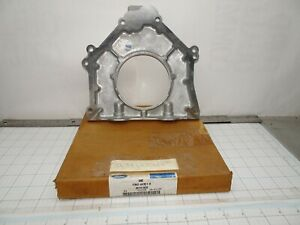 Ford F3AZ-6K301-A Retainer Plate for Rear Main Seal  OEM NOS