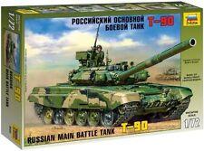 Zvezda 5020 Russian Main Battle Tank T-90 1/72