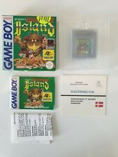 RARE NEUF NEW ADVENTURE ISLAND Nintendo Gameboy Game boy Boxed  DMG-T3-SCN!!!